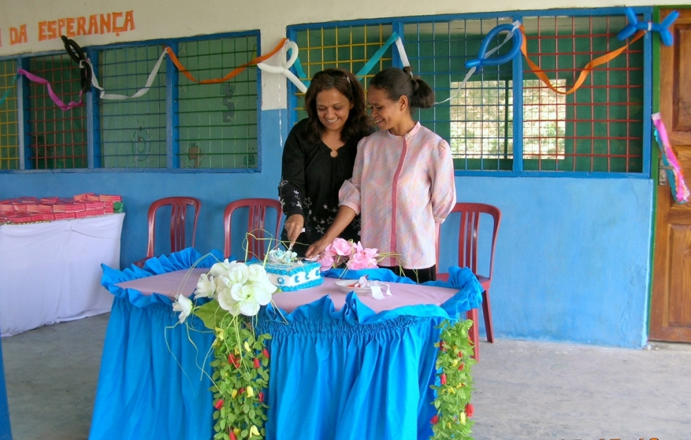 08 GoH Official Opening Cake Cutting